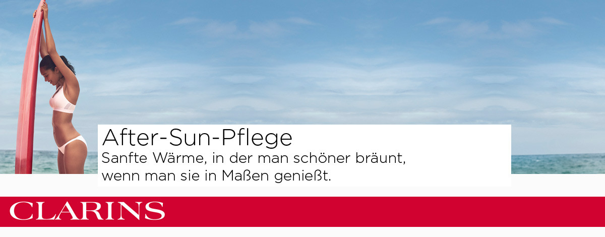 After-Sun-Pflege