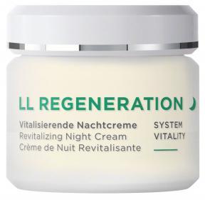 LL REGENERATION Vitalisierende Nachtcreme +50 %