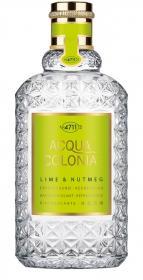 Lime + Nutmeg EdC