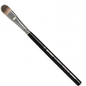 Concealerpinsel / Make-up Pinsel (Kunstfaser), Gr. 16