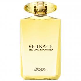 Yellow Diamond Perfumed Bath and Shower Gel