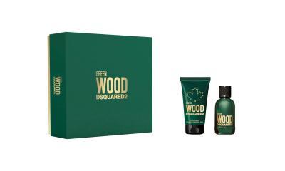 Green Wood Set