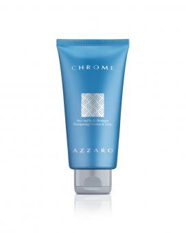 Chrome Hair and Body Shampoo