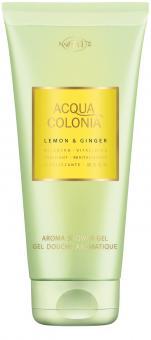 Lemon & Ginger Shower Gel